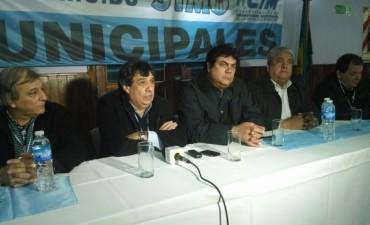 Los municipales definen como retoman su lucha en Olavarría