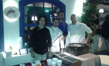 Olavarriense en Festival Gastronómico en Buzios