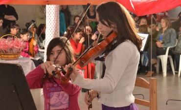 Orquesta Escuela:  cultura al servicio del desarrollo social