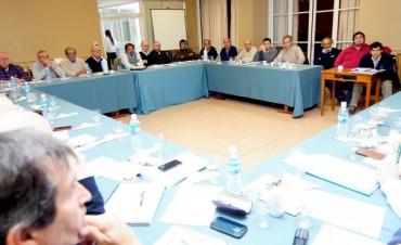 Federaciones de Cooperativas Eléctricas se reunieron en  Azul