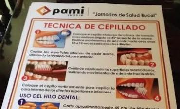 Jornadas de salud bucal