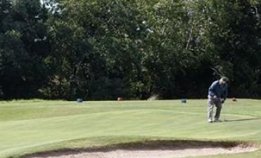 Jorge Blando ganó el torneo del mièrcoles