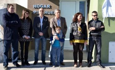 Inauguraron las nuevas instalaciones del Hogar Peñihuen