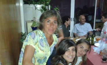 Rosana Luisetti se recupera de una tendinitis