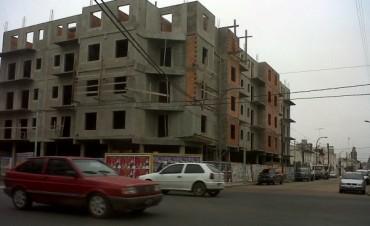En Olavarría, la construcción se ha mantenido
