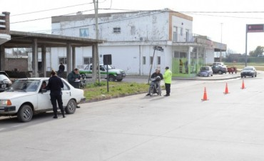 Cargas destapadas y velocidad: infracciones relevadas por el municipio estos días