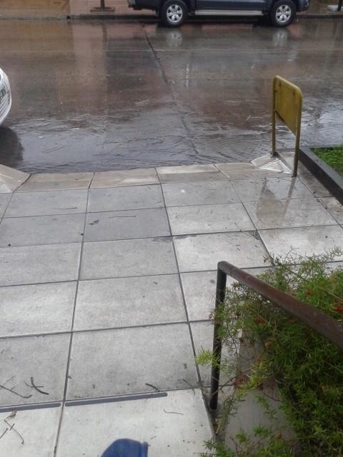 Domingo lluvioso
