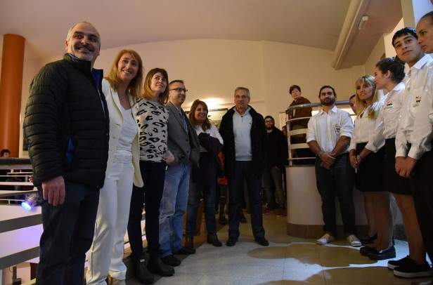 Se reinauguró el Bar Arte del Teatro Municipal