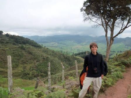 Intercambio académico en Colombia