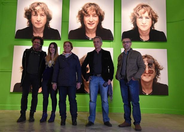 Lennon: Inauguración con mil visitantes