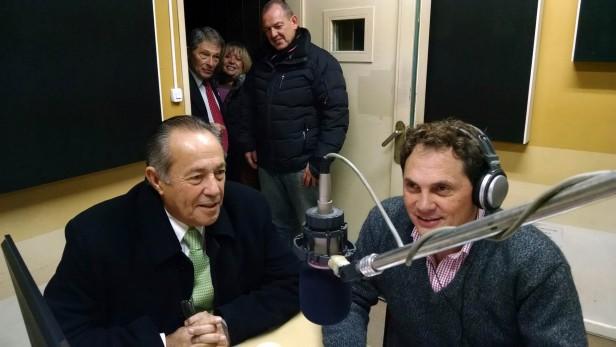 Rodríguez Saá visitó  LU32