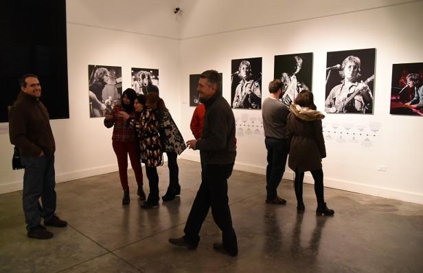 Más de 3500 personas ya visitaron la muestra de John Lennon