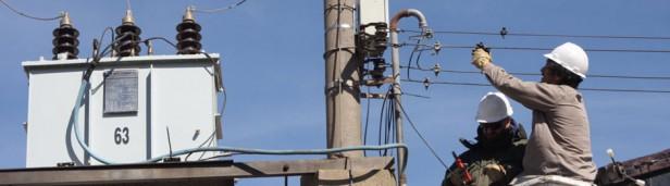 Energía Eléctrica: volvió, aunque hay una zona que aún no tiene