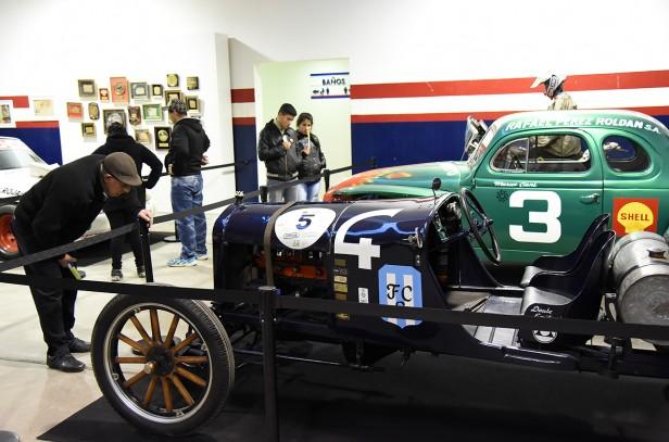 """Más de 500 personas recorrieron este fin de semana el Museo """"Hnos. Emiliozzi"""""""