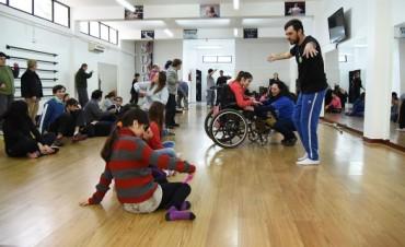 Integración por el Arte: el juego y la danza