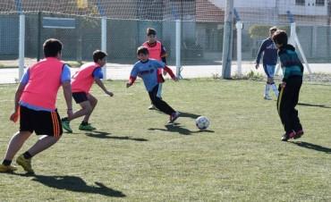Torneo Interbarrial de Fútbol: se jugó una nueva fecha