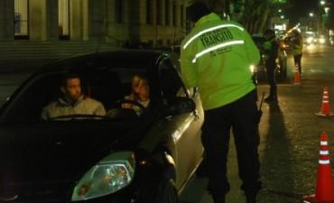 Tres conductores en estado de alcoholemia fueron multados