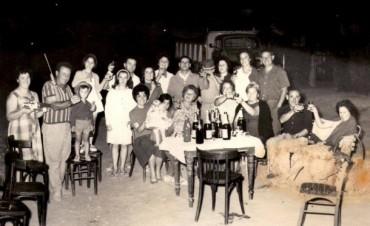 Festejos por el primer aniversario del Museo Hogar Municipal de Loma Negra