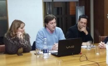 Guillermo Santellán presentó sus propuestas de gobierno