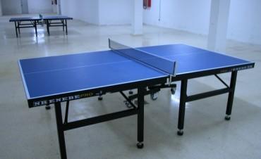 El mejor Tenis de Mesa en Mariano Moreno