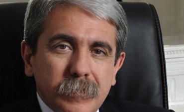 Este sábado llega el Jefe de Gabinete de la Nación Aníbal Fernández