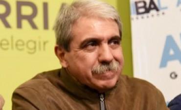 Aníbal Fernández y la provincia