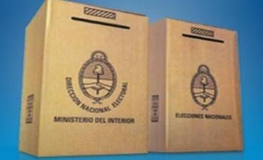 Elecciones : en la séptima sección electoral hay más de 260 mil votantes