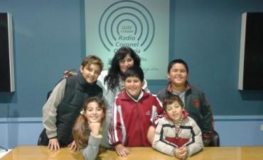 Tu escuela va a la radio: Mapis celebra el primer premio