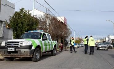 Protección Ciudadana realizó infracciones por mal estacionamiento