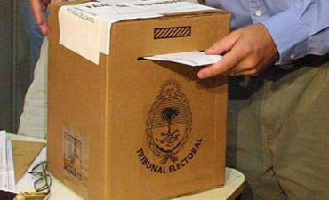 Elecciones: reubicaron mesas