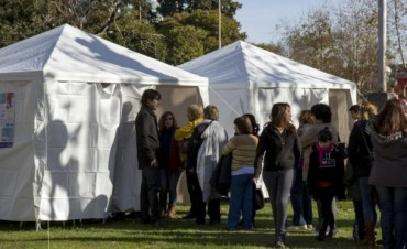 Campaña de Vacunación antigripal: distintos puestos de vacunación durante el fin de semana