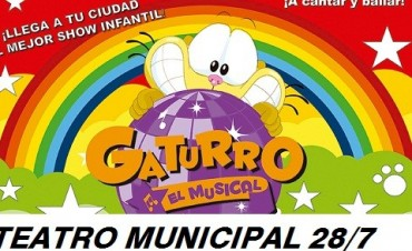 Gaturro El Musical