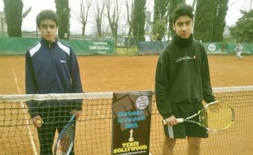 Se disputó un nuevo Circuito Regional de Singles para Menores