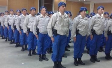 Policía Local: Olavarría ya cuenta con más de 100 efectivos