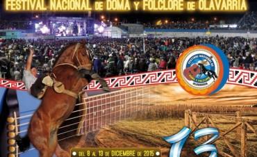 Talentos Latentes: nuevo certamen de canto del Festival Nacional de Doma y Folclore de Olavarría