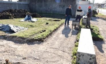 Remodelación de plazas