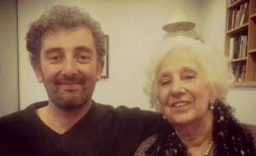 Estela de Carlotto: 'Con paz se logra todo'