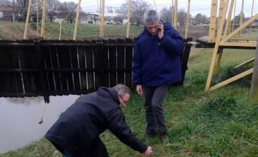 Bacchiarello: 'Los cables del puente no están preparados para esto'