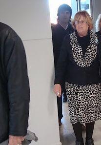 Falleció la ex delegada de Hinojo, Dora Rodríguez