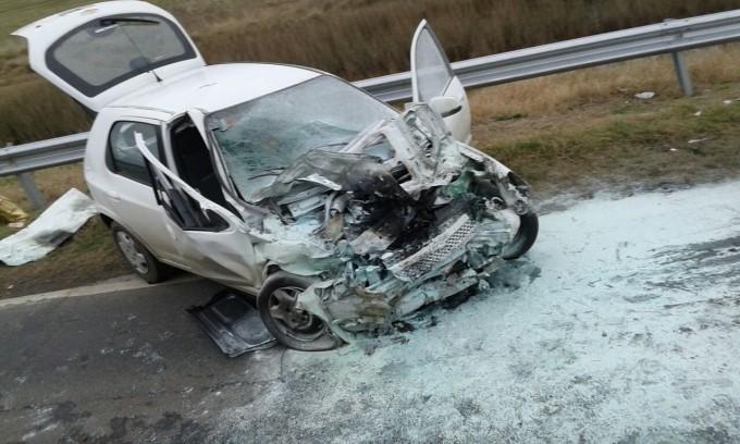 Dos olavarrienses mueren en la ruta 226