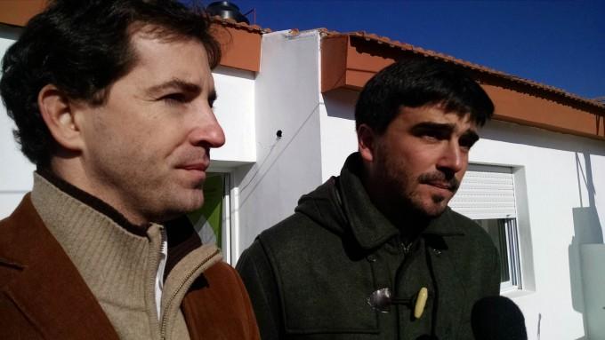 Viviendas: trabajan para traer las 50 casas prometidas y para terminar los barrios