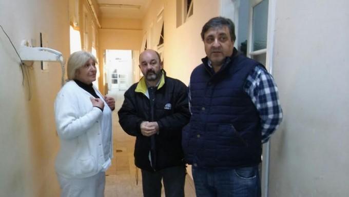 """Julio Frías: """"Encontramos el Hospital de Espigas en situaciones no dignas para los pacientes"""""""