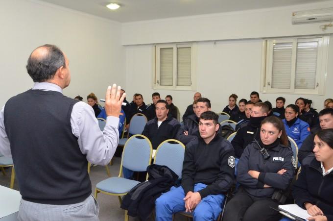 Continúa el Programa de Capacitación Permanente para la Policía Local