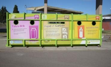 El Ecopunto se instala en el Parque Avellaneda