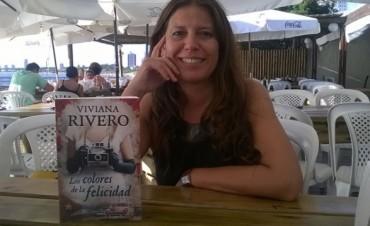Viviana Rivero y 'Los colores de la felicidad'