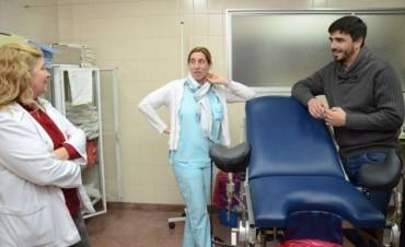 Adquisición de un sillón de parto