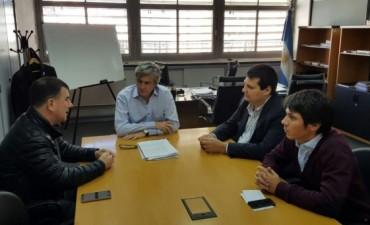 Azul: El Municipio obtuvo la financiación de Nación para obra de pavimento y desagües pluviales