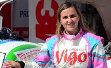 Josefina Vigo sorprendio en Rio Hondo