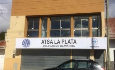 Con anuncios para los afiliados, ATSA inaugura su sede