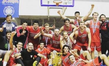 Olavarrienses campeones en basquet en La Plata